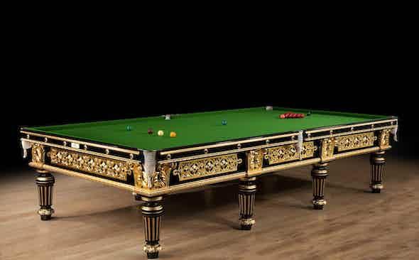 The Impractical Choice: Cox & Yeman Billiards Table