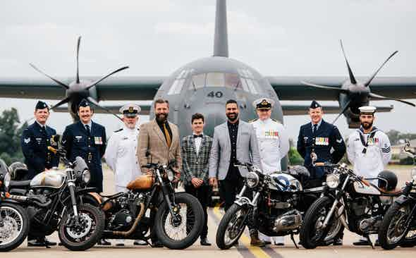 The Distinguished Gentleman's Ride: An Interview with Mark Hawwa