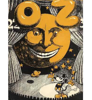 Oz Magazine, 1969.