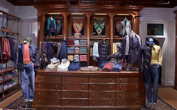 Polo Ralph Lauren Opens Its London Flagship Store