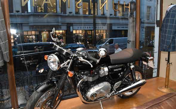 The Rake, Huntsman & The Distinguished Gentleman's Ride 2016