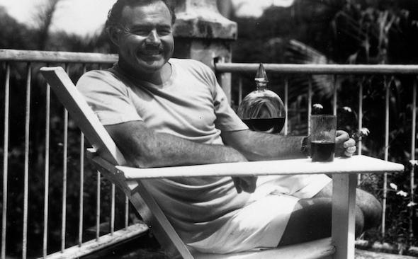 Hemingway's School of Hard Drinks