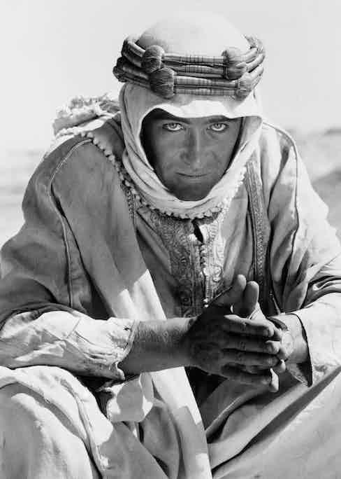 Lawrence of Arabia, 1962.
