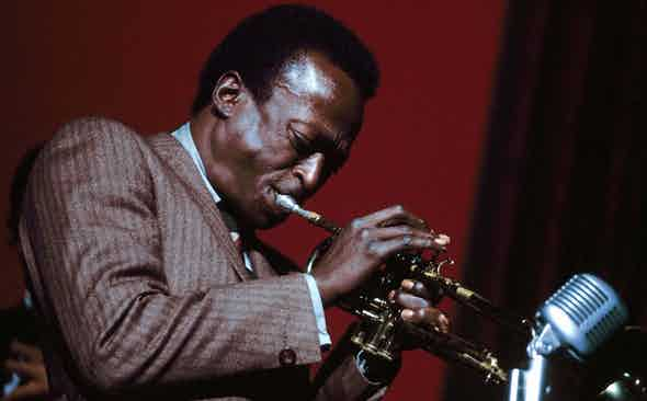 The Man With the Horn: Miles Davis