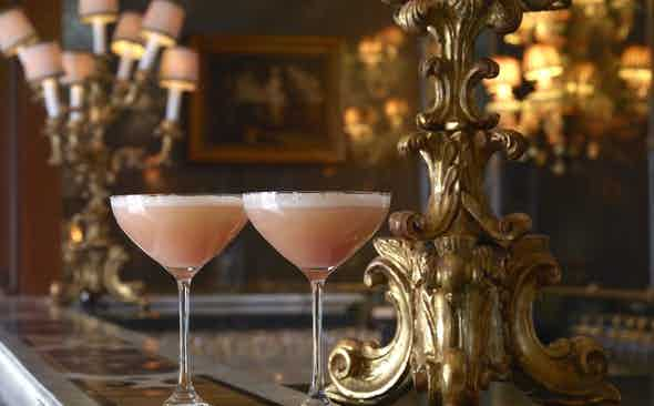 Longhing for Perfection: The Riva Lounge at The Gritti Palace