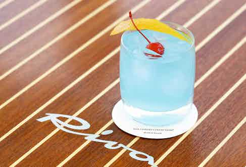 The Riva cocktail.