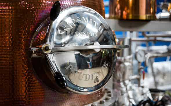 In Good Spirits: The Sipsmith Distillery