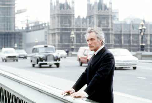 Terence Stamp, 1983 (Photo by ITV / Rex Features (690893by)