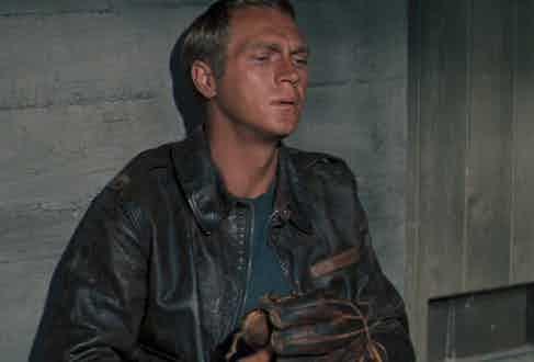 The Great Escape, 1963.