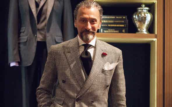 Man of the Moment: Thomas Mastronardi