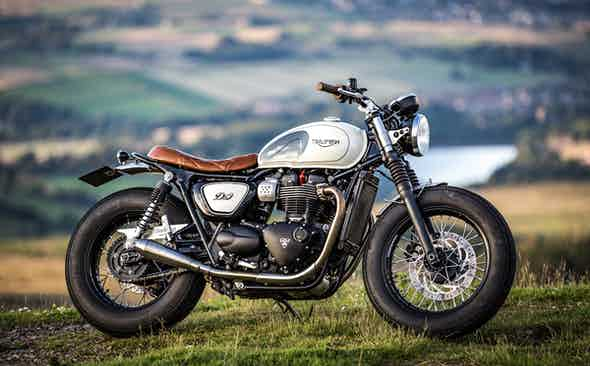 The Distinguished Gentleman's Ride 2016 Auction: Pt I