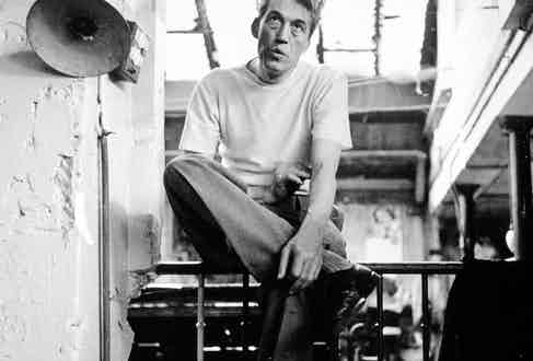 John Huston, 1959. Photo by REX Shutterstock.