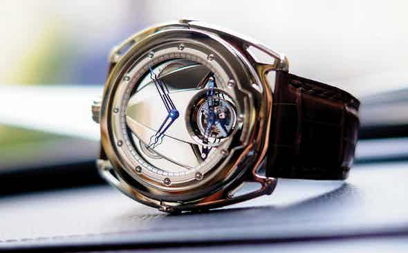 Doubly Brilliant DB's: Aston Martin x De Bethune