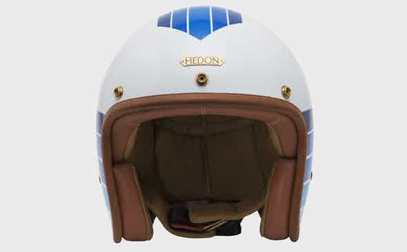 Hedon Helmets for The Rake: Artemis & Apollo