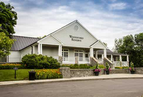 The Woodford Reserve distillery. (Images courtesy of Woodford Reserve)