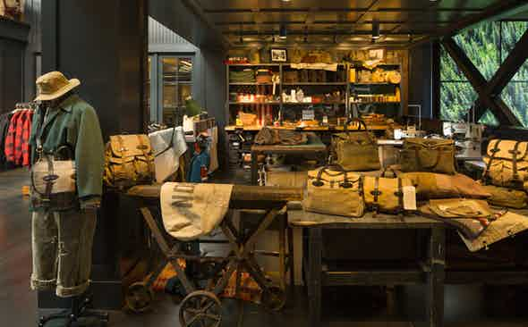 Founded in a Gold Rush: Filson