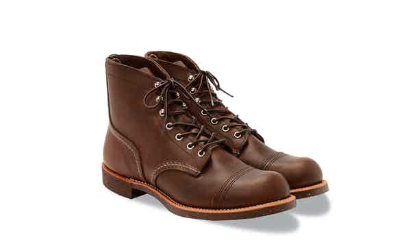 Invest: Red Wing Iron Ranger 8111 Boots
