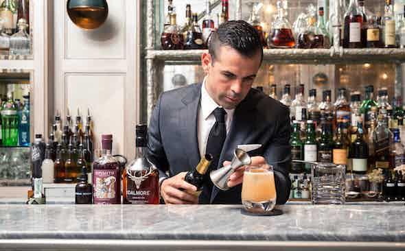 Motors & Mixology: Bentley Celebrates London Cocktail Week