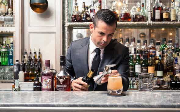 Motors & Mixology: Bentley Celebrates London Cocktail Week