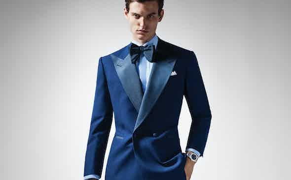 Chester Barrie for The Rake: The Kingly Dinner Suit