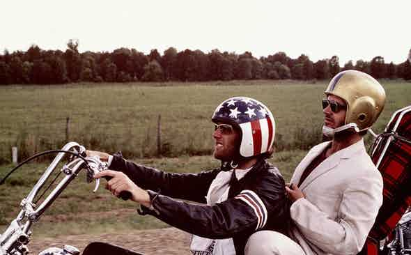 Captain America: Peter Fonda