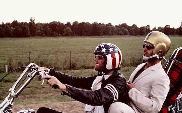 Captain America: Peter Fonda