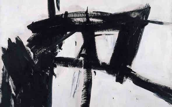 Abstract Expressionism at the Royal Academy of Arts