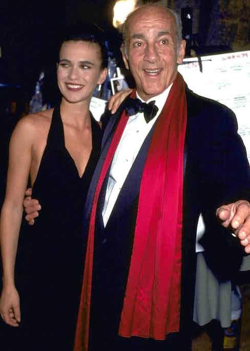 Prince Dado Ruspoli and his wife Patricia Genest, 1991.  Photo by Sipa Press/REX/Shutterstock.