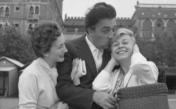Excess All Areas: Federico Fellini