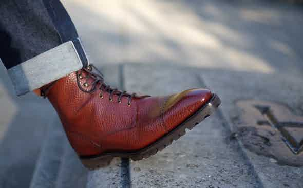 Walking in Clover: An Ode to the Urban Commando Boot