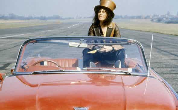 Electric Warrior: Marc Bolan