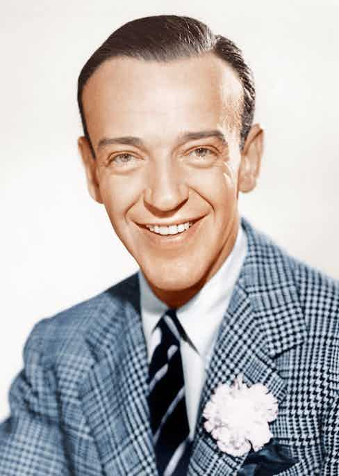 Fred Astaire, ca. 1941. Photo by Everett/REX/Shutterstock.