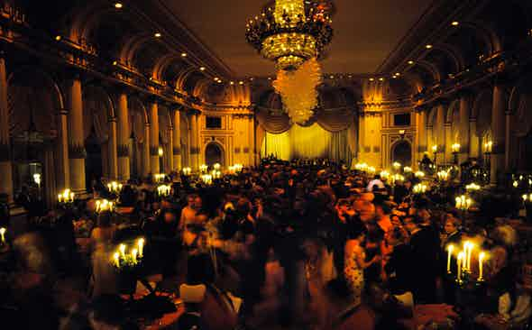 Invitation Only: Truman Capote's Black and White Ball
