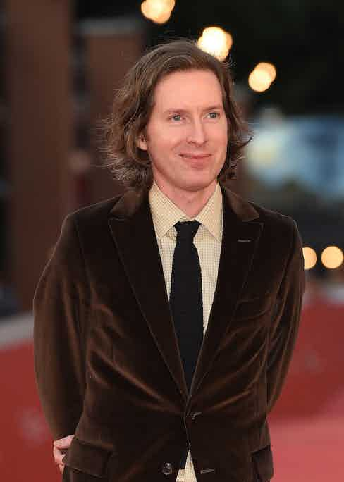 Wes Anderson walks the red carpet during the 10th Rome Film Fest at Auditorium Parco Della Musica on October 19, 2015 in Rome, Italy. Photo by Venturelli/WireImage/Getty.