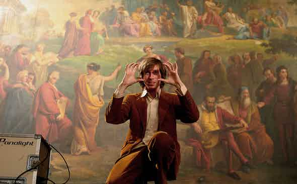 A World of His Own: Wes Anderson
