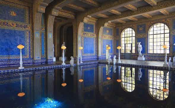 Home Is Where the Hearst Is: San Simeon Castle