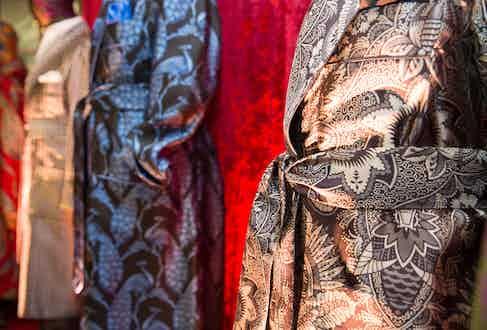 The Rake, New & Lingwood, Simon Maloney, Jermyn Street, Reader Event, Launch, Dressing Gowns