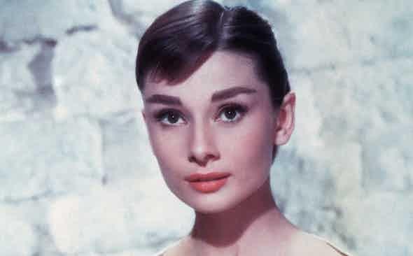 Diamond Gal: Audrey Hepburn