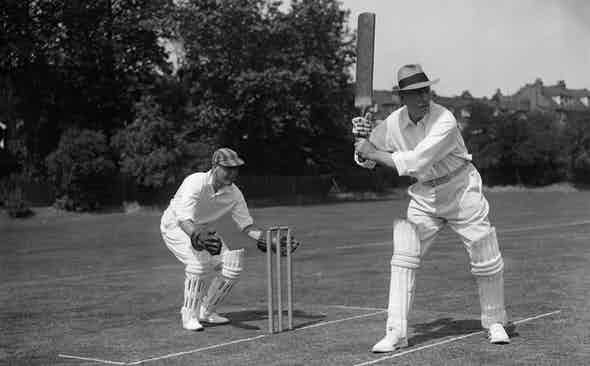 No Rest for the Wicket: Hollywood Cricket Club
