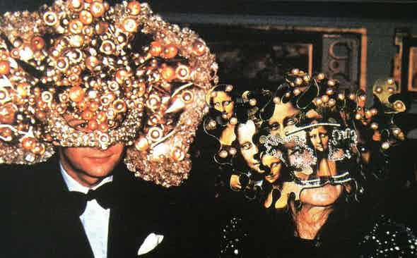 Party Animals: The Rothschild Surrealist Ball