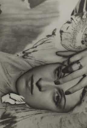 Dora Maar, Man Ray 1936.