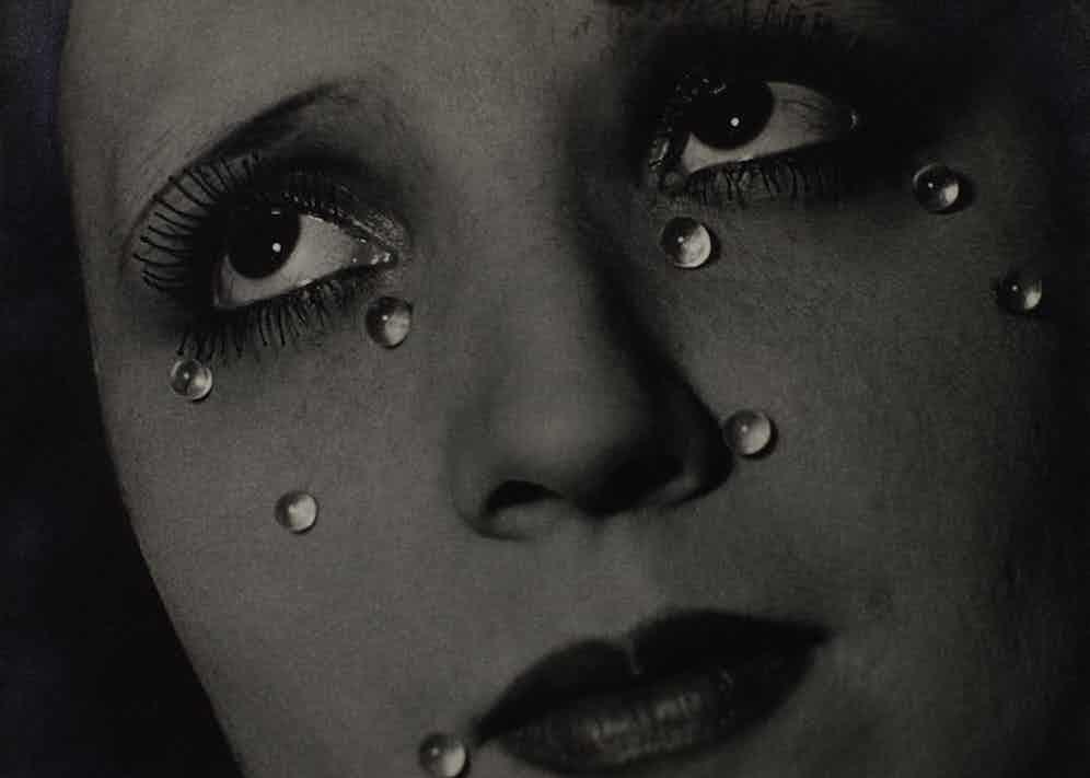 Glass Tears, Man Ray 1932.