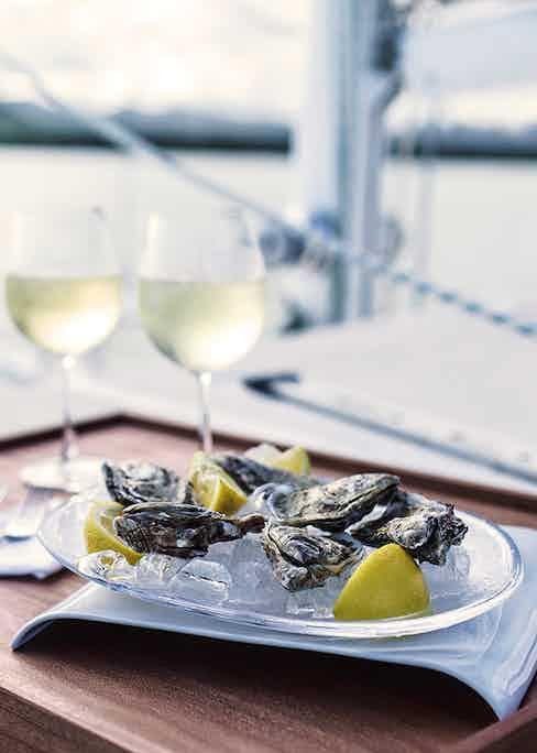 Fabulous, fresh seafood dining