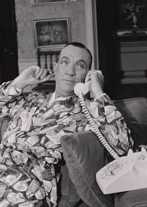 Noel Coward, Present Laughter.