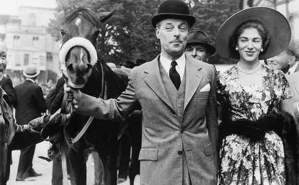 Through the Looking Glass: The Rothschilds