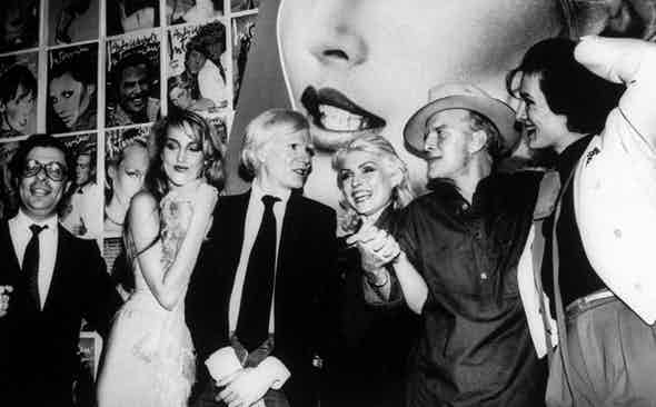 Light Years: The Golden Age of the Night Club