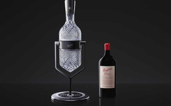 A Fine Delivery: Penfolds Aevum Imperial Service Ritual
