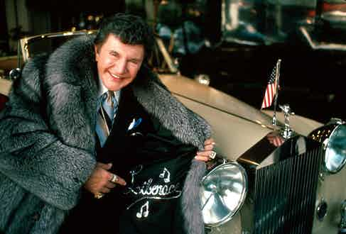 Pianist Liberace. Photo by David Mcgough/DMI/The LIFE Picture Collection/Getty Images.