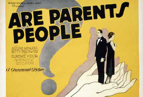 Are Parents People? 1925