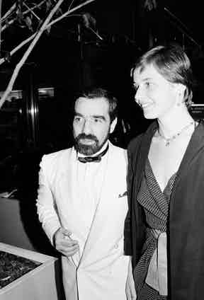 Martin Scorsese and Isabella Rossellini. Photo by The LIFE Picture Collection/Getty Images.